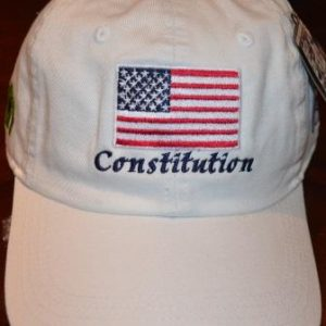 Constitution Hat Front