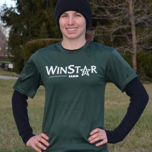 A New Item! WinStar Farm T-Shirt