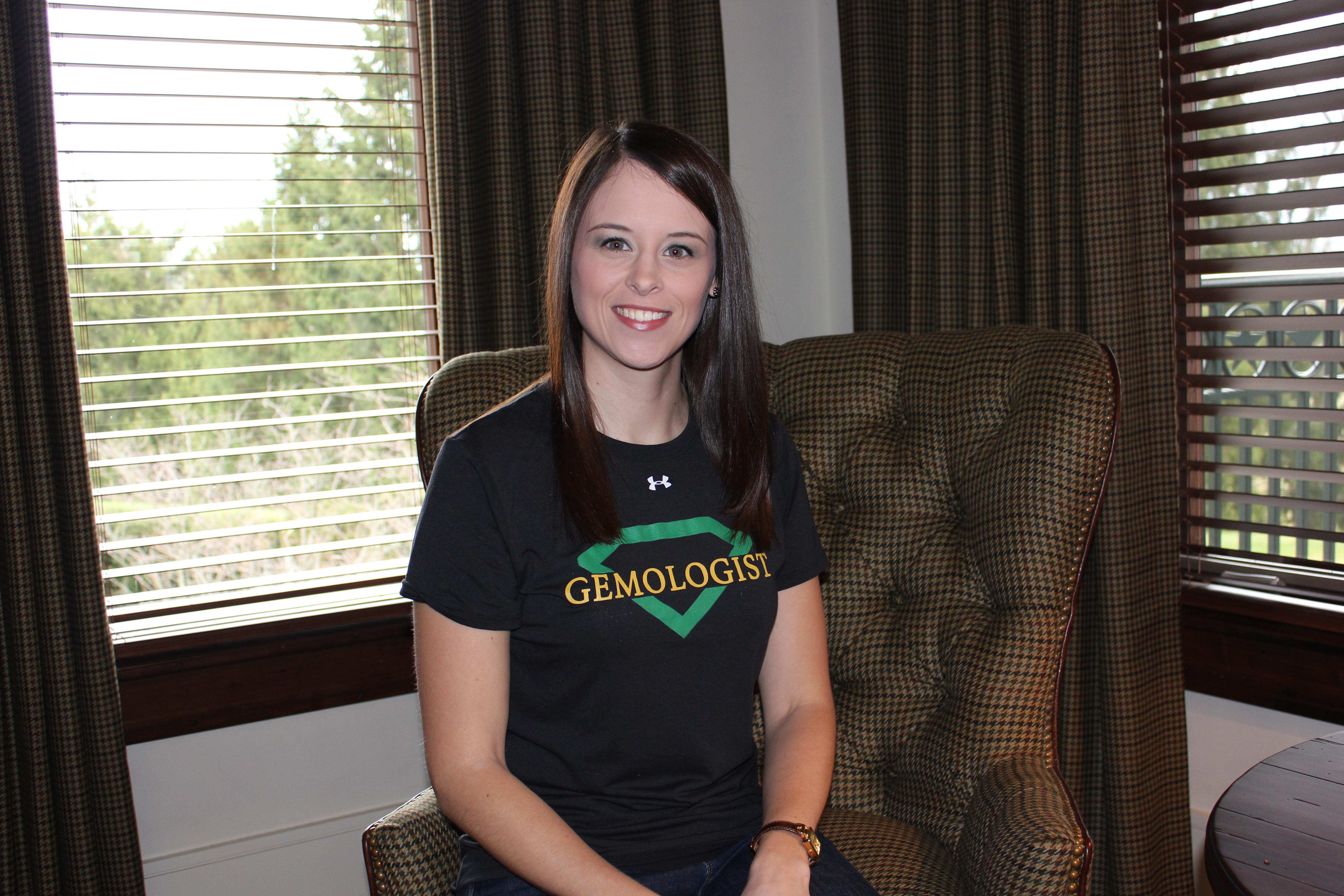 Gemologist T-Shirt - Women's-129
