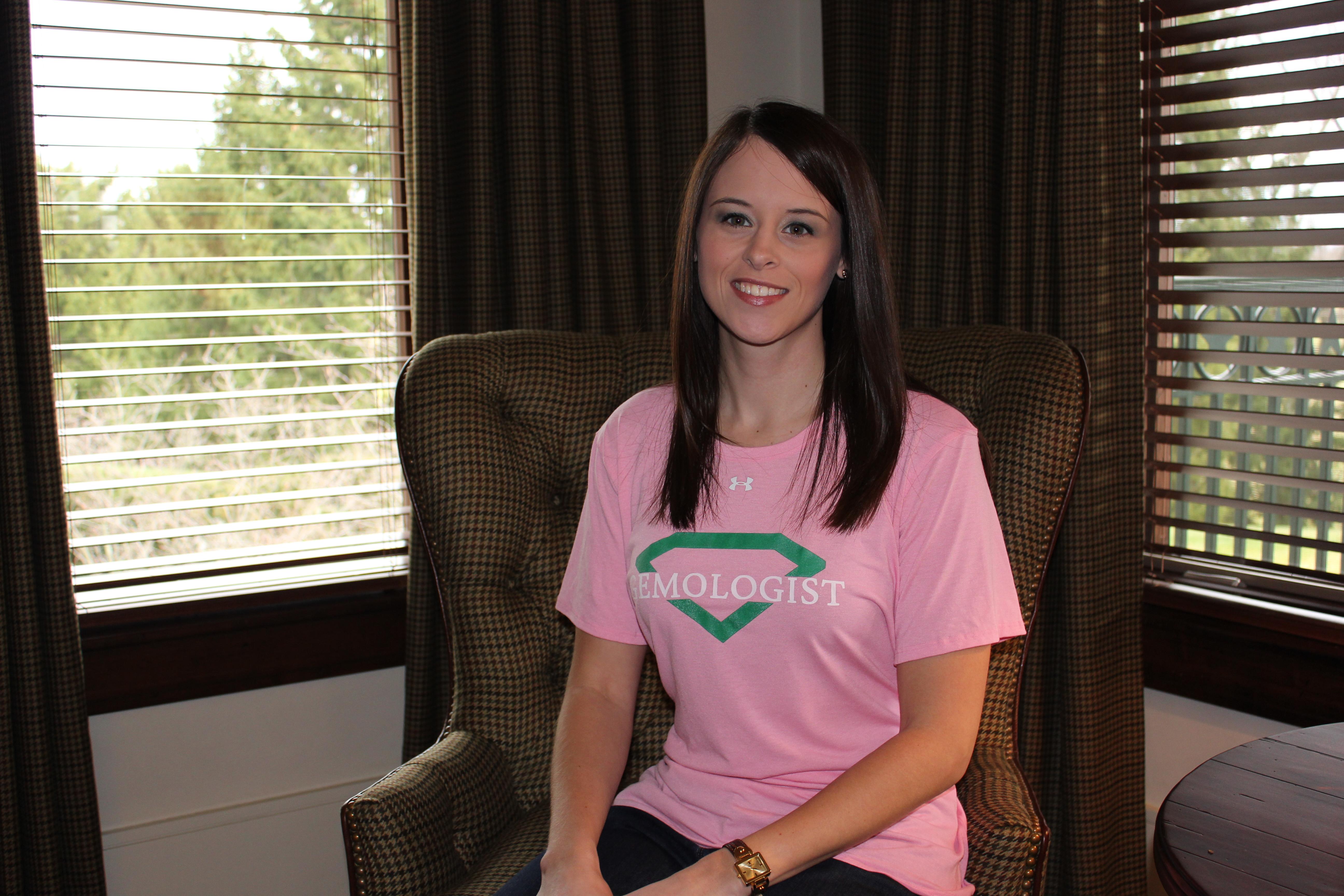 Gemologist T-Shirt - Women's-130