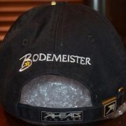 Bode hat back