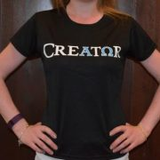 Creator T-womens front