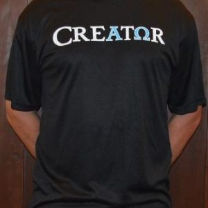 NOW 50% OFF! Official Creator T-Shirt