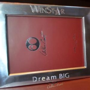 WinStar Dream Big Picture Frame 5X7