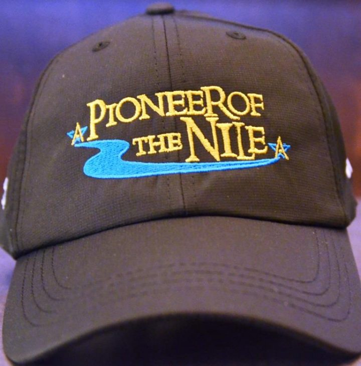 ee2240e4c6a8d Show your WinStar pride wearing this Pioneerof The Nile hat. Scotchgard  protected